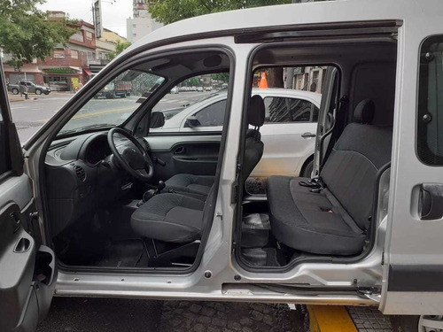 renault kangoo 1.6 break 5as  gnc 2portones laterales nueva!