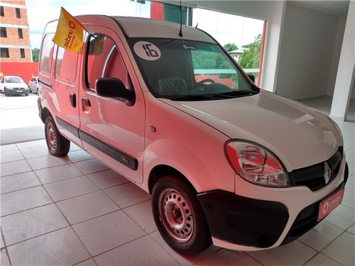 renault kangoo 1.6 express 16v flex 3p manual