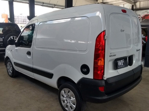 renault kangoo 1.6 express 16v flex 4p manual