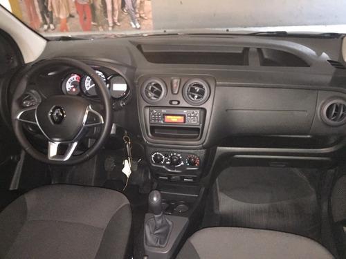 renault kangoo 1.6 furgon confort 0km 2019 tasa 0.0%      jl