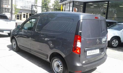 renault kangoo 1.6 furgon confort patentado 0km 2020 (fp)