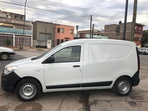 renault kangoo 1.6 furgon ph3 confort 1plc 0km entrega inmed