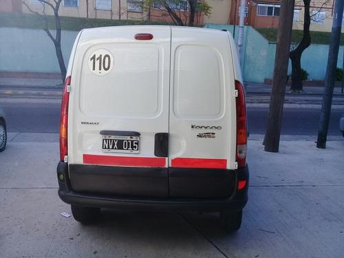 renault kangoo 1.6 furgon ph3 confort 1plc 2014