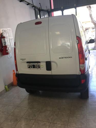 renault kangoo 1.6 furgon ph3 confort 1plc 2015 blanco