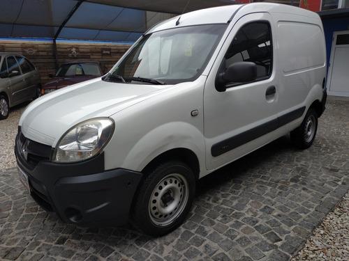 renault kangoo 1.6 furgon ph3 confort 1plc 2015 con gnc 5q