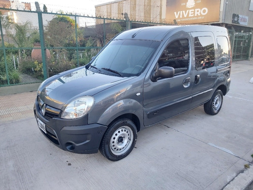 renault kangoo 1.6 furgon ph3 confort 5as 2014 gnc