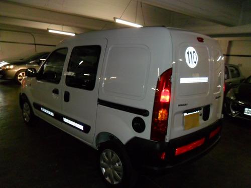 renault kangoo 1.6 furgon ph3 confort 5as 2plc- 2015