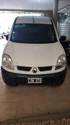 renault kangoo 1.6 furgon ph3 confort 5as lc 2013