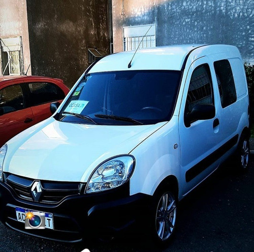 renault kangoo 1.6 furgon ph3 confort 5as lc 2018