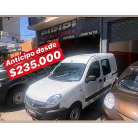 Renault Kangoo 1.6 Furgon Ph3 Confort 5as2017, 235.000 Y Cta