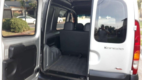 renault kangoo 1.6 furgon vidriado con asientos 1plc