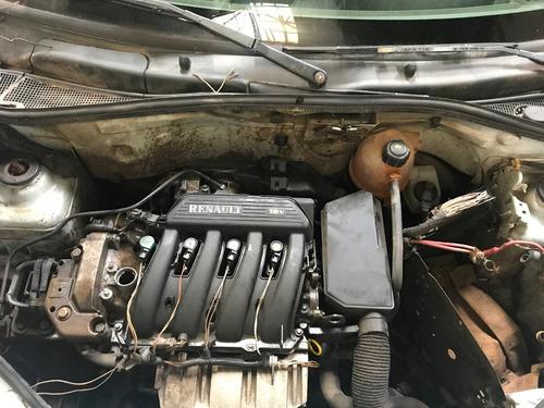 renault kangoo 1.6 nafta 2008 no en marcha no chocada furgon