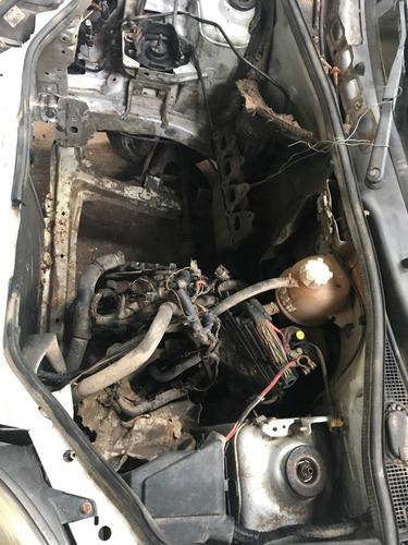 renault kangoo 1.6 nafta 2009 motor desarmado (ver fotos)