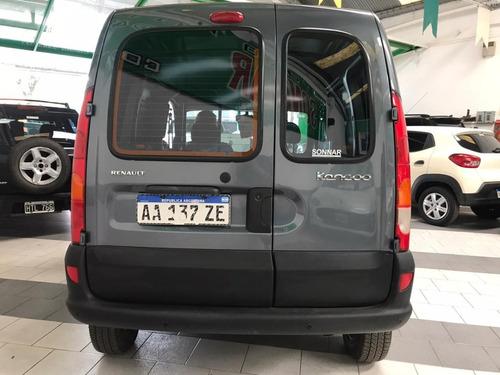 renault kangoo 1.6 nafta furgon gran confor 2ble pton 2016