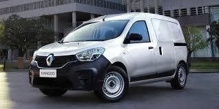 renault kangoo 1.6 sce furgon, entrega inmediata