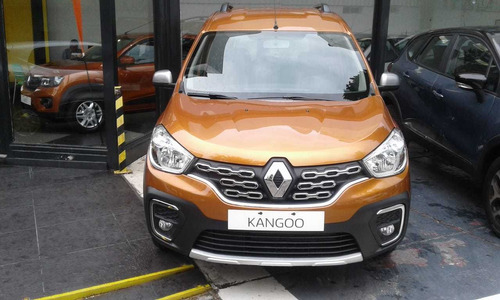 renault kangoo 1.6 sce stepway se financia 70% (ap)