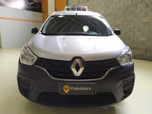 renault kangoo 2 1.6 confort 2019 gnc frio nafta pointcars