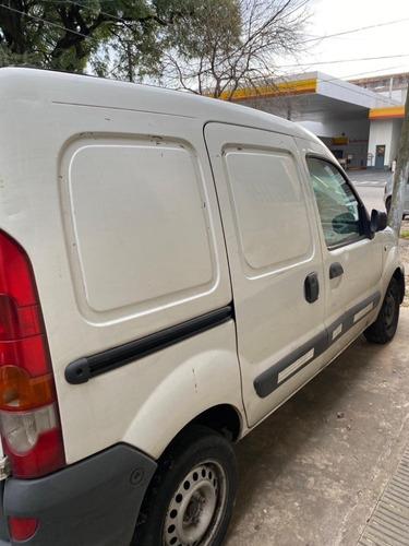 renault kangoo 2 1.6 ex 1 plc furgon liquido!!!