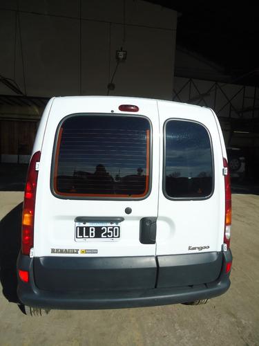 renault kangoo 2 diesel 2012 unica mano vtv todo al día