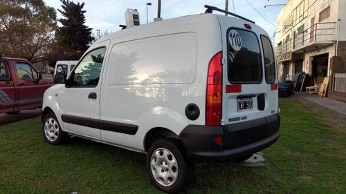 renault kangoo 2 furgon 1pl  1.6 nafta 2012