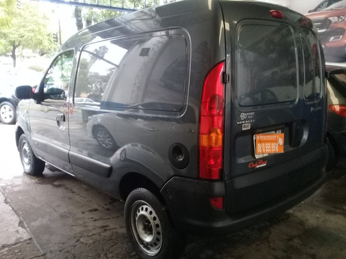 renault kangoo 2  furgon 2014  impecable  financio permuto