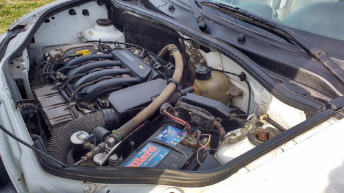 renault kangoo 2005 gnc de fábrica 1.6 16v 110cv unico dueño