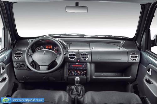 renault kangoo 5 asientos 1.6 16v furgon familiar (mg)