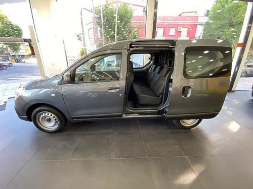 renault kangoo 5 asientos patentada s/rodar oportunidad (ga)