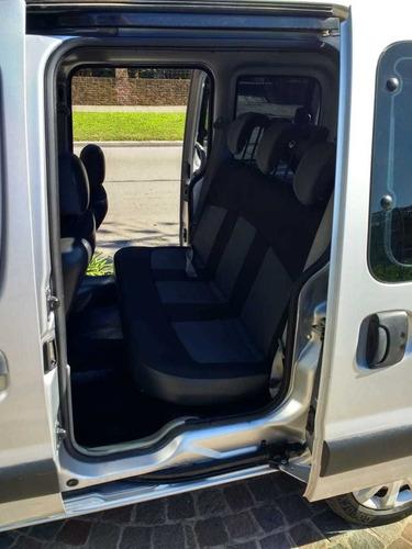 renault kangoo 7 asientos gnc