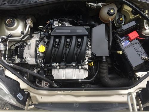 renault kangoo authentic plus 1.6 da aa - liv motors
