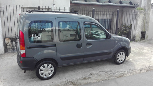 renault kangoo authentique 1.6 da aa cd 1plc 2009 - gnc