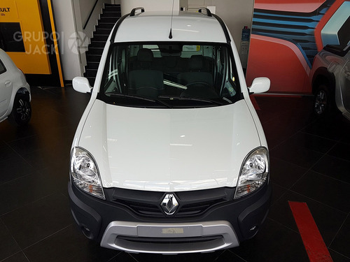 renault kangoo authentique 5p 0km anticipo burdeos cuotas 1