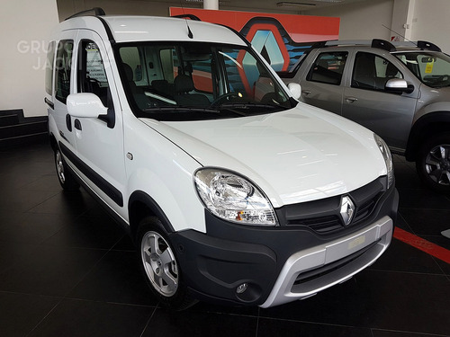 renault kangoo authentique 5p 0km anticipo burdeos cuotas 11