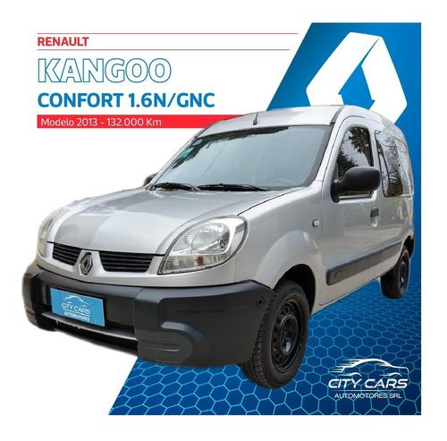 renault kangoo confort 1.6n furgon equipado homologado