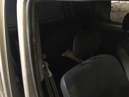 renault kangoo confort 2012 gnc 5 chocada al dia para trans