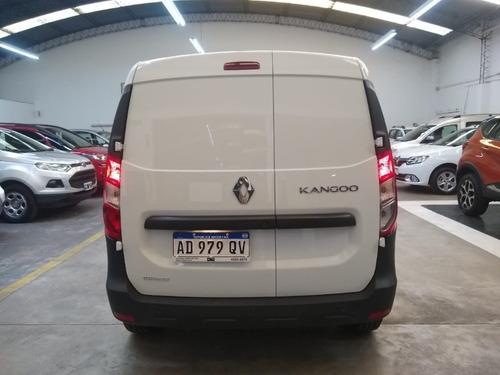 renault kangoo confort 5a 1.6 sce 0km 2020 opotunidad! (ca)