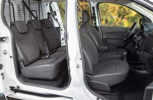 renault  kangoo confort 5a entrega en cuota 2-lbf