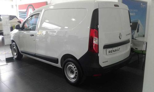 renault kangoo confort furgon 1.6 0km anticipo y cuotas