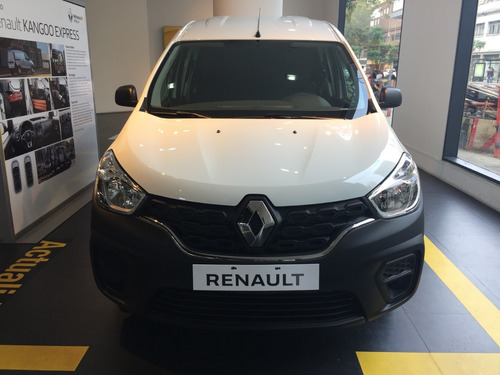 renault kangoo emotion furgon 5 plazas año 2020 (ma)