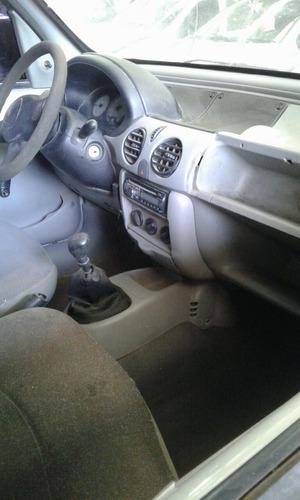 renault kangoo ex confort  con gas  2007