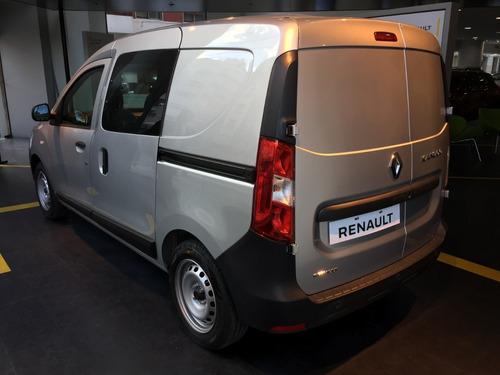renault kangoo express 1.6 c 5 asientos 0km  confort 2020 dc