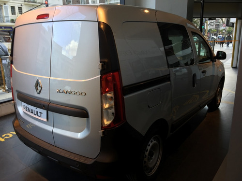 renault kangoo express 1.6 c 5 asientos 0km  confort 2020 mf
