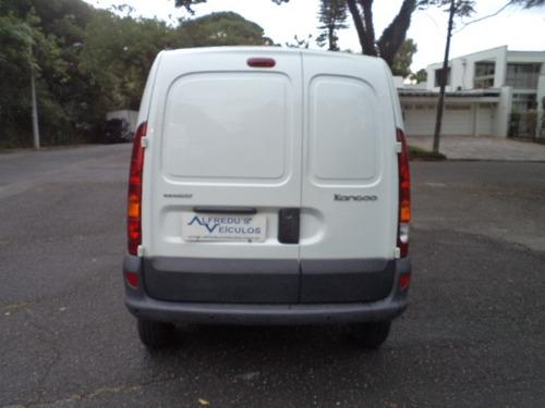 renault kangoo express 1.6 porta lateral com ar e direção 15