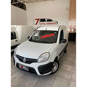 Renault Kangoo Express 2018 1.6 16v Porta Lateral Hi-flex 5p