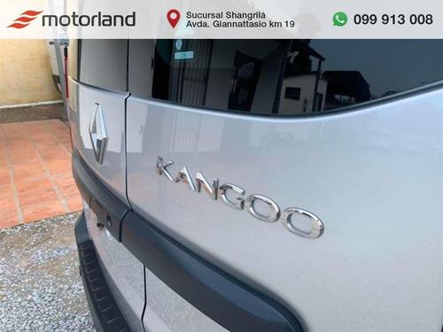 renault kangoo express 2019 impecable! - permuto / financio