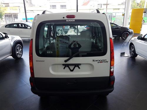 renault kangoo express furgon 0km anticipo burdeos cuotas 8
