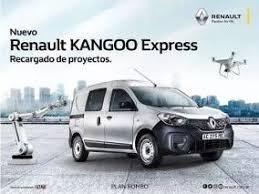 renault kangoo express!! retirá con tu capital o usado!!!