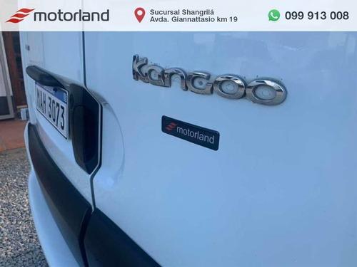 renault kangoo fase 2 2017 buen estado! - permuto / financio