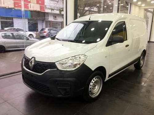 renault kangoo furgon 1.6l 0km plan rombo 100% 33cts pagas