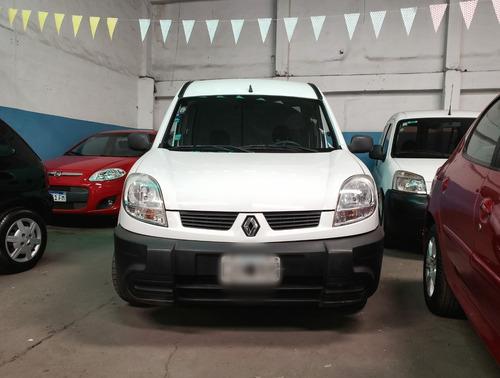 renault kangoo furgon 2014 con gnc